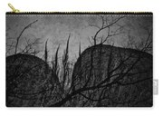 Valley Of Sticks Carry-all Pouch