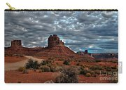 Valley Of The Gods II Carry-all Pouch by Robert Bales
