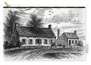 Van Buren: Birthplace Carry-all Pouch