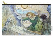 Van Gogh: Lazarus Carry-all Pouch