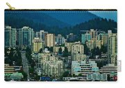 Vancouver Rooms With A View Carry-all Pouch