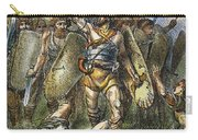 Vandal Invasion Of Rome Carry-all Pouch