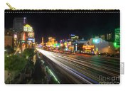 Vegas Light Trails Carry-all Pouch