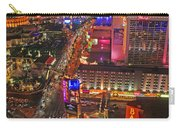 Vegas Strip Carry-all Pouch