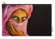 Veiled Beauty Carry-all Pouch
