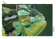 Veiled Chameleon Chamaeleo Calyptratus Carry-all Pouch
