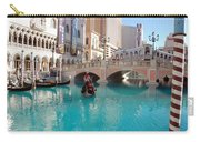 Venetian Lagoon Las Vegas Carry-all Pouch