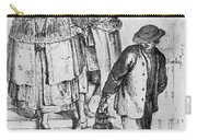 Venice: 18th Century Carry-all Pouch