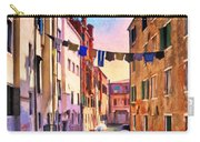 Venice Alleyway Carry-all Pouch