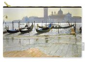 Venice At Dawn Carry-all Pouch
