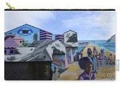 Venice Beach Wall Art 2 Carry-all Pouch