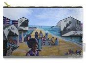 Venice Beach Wall Art 4 Carry-all Pouch