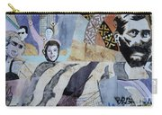 Venice Beach Wall Art 6 Carry-all Pouch
