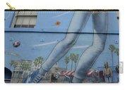 Venice Beach Wall Art 9 Carry-all Pouch