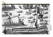 Venice: Bucentaur Carry-all Pouch