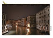 Venice By Night Carry-all Pouch by Joana Kruse