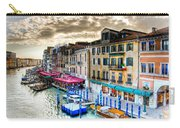 Venice Canal Taxi Carry-all Pouch