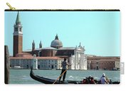 Venice From A Gandola Carry-all Pouch