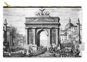 Venice: Grand Canal, 1807 Carry-all Pouch