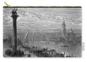 Venice: Grand Canal, 1875 Carry-all Pouch