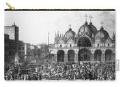 Venice: Saint Marks, 1797 Carry-all Pouch