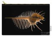 Venus Comb Murex Shell Carry-all Pouch
