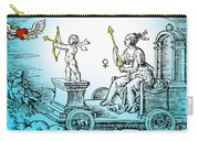 Venus, Roman Goddess Of Love Carry-all Pouch by Photo Researchers