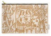 Venus, Roman Goddess Of Love Carry-all Pouch by Science Source