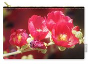 Verbena Blossoms Carry-all Pouch