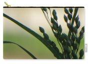 Verdant Grain Carry-all Pouch