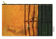 Verde Jaula Carry-all Pouch by Skip Hunt