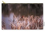 Vermillion Flycatcher Carry-all Pouch