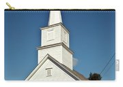 Vermont Church. Carry-all Pouch