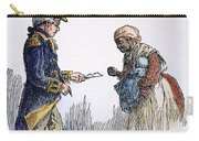 Vermont: Manumission, 1777 Carry-all Pouch
