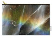 Vernal Falls Rainbow At Yosemite Carry-all Pouch