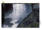 Vernal Falls Spring Flow Carry-all Pouch