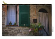 Vernazza Linens Carry-all Pouch