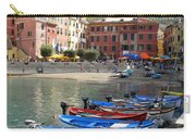 Vernazza's Harbor Carry-all Pouch