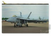 Vf-31 Tomcatters On Tarmac  Carry-all Pouch