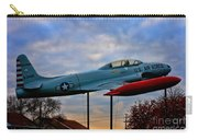 Vfw F-80 Shooting Star Carry-all Pouch