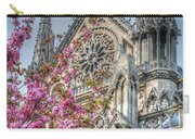 Vibrant Cathedral Carry-all Pouch