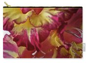 Vibrant Gladiolus Carry-all Pouch by Susan Herber