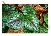Vibrant Ground Cover  Carry-all Pouch