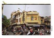 Vibrant Hanoi Carry-all Pouch