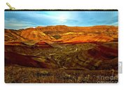 Vibrant Hills Carry-all Pouch