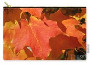 Vibrant Maple Carry-all Pouch