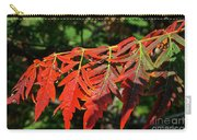 Vibrant Sumac Carry-all Pouch