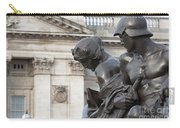 Victoria Memorial Fountain Carry-all Pouch