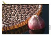 Victoria Amazonica Giant Water Lily Carry-all Pouch