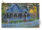 Victorian Home Marthas Vineyard Carry-all Pouch